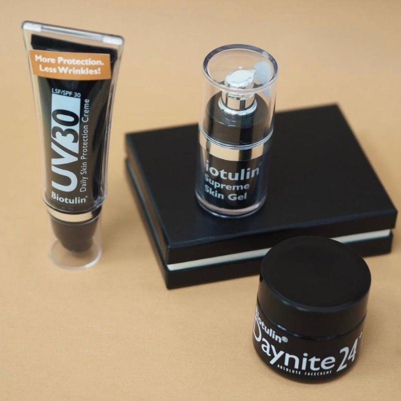 Aesthetikonzept - Biotulin® UV30 Daily Skin Protection Cream Combination