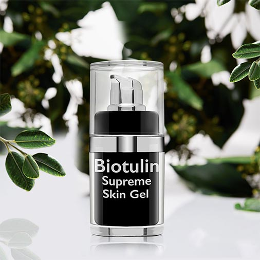 Aesthetikonzept - Biotulin AU&NZ Biotulin Supreme Skin Gel Natural & Needlefree