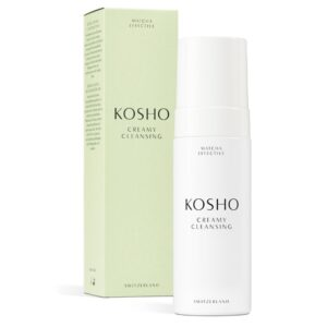 KOSHO Creamy Cleansing Foaming Cleanser